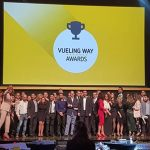 area tecnica vueling way awards