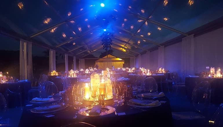 Area tecnica servicios bodas
