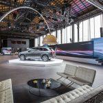 alquiler audiovisual presentacion Audi Q7