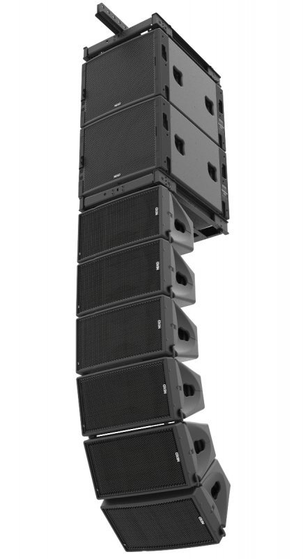 rent  line array Nexo