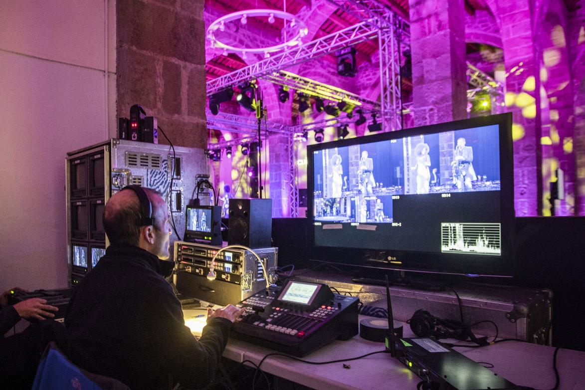 Streaming - Eventos - Equipo técnico